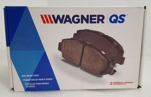 Disc Brake Pad Set-QuickStop Disc Brake Pad Front Wagner ZX655A