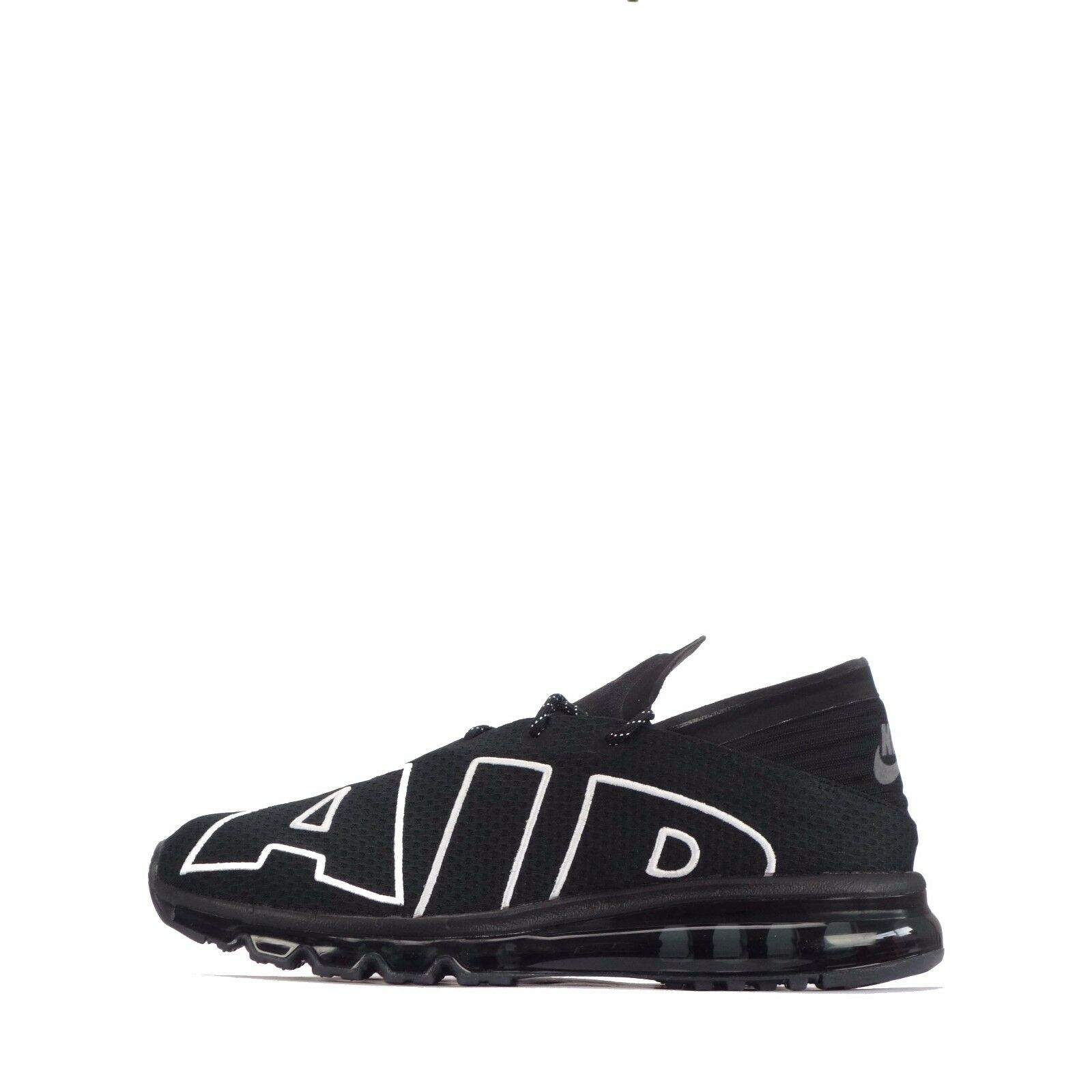 Nike Air Max Flair Men's Shoes Trainers Black/White