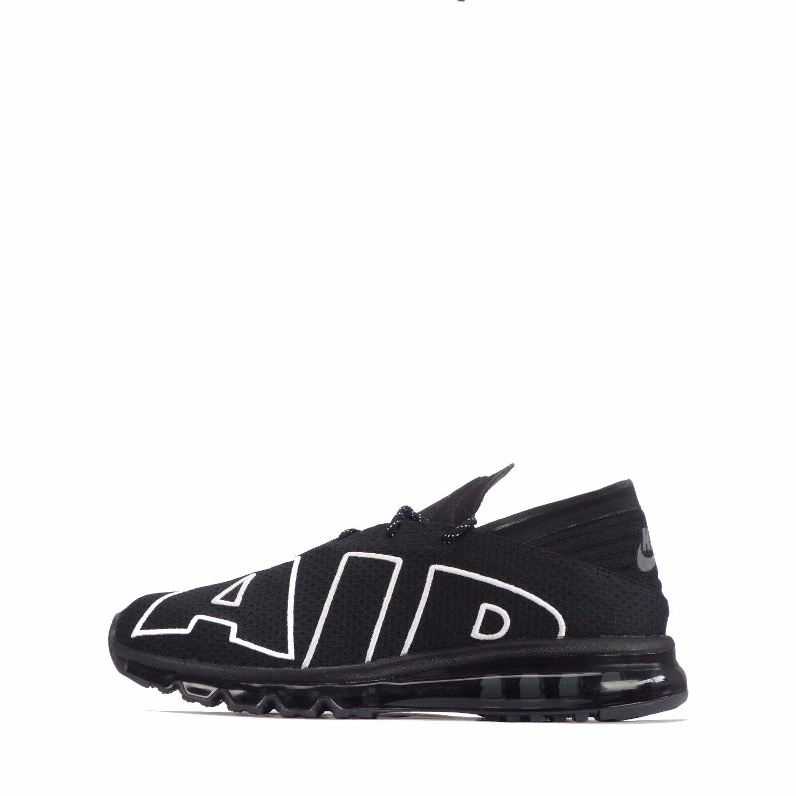 Nike Air Max Flair Men's scarpe Trainers  nero  bianca  ci sono più marche di prodotti di alta qualità