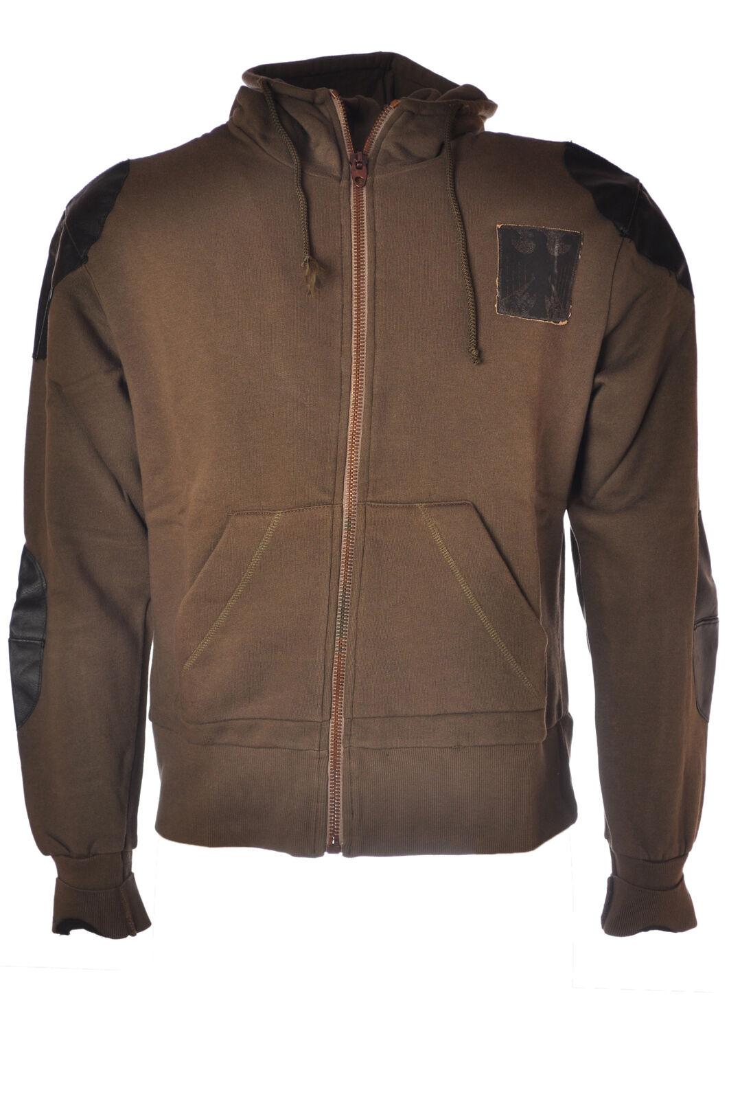 Forniture Civili - Topwear-Felpe - Uomo - verde - 4544926I184613