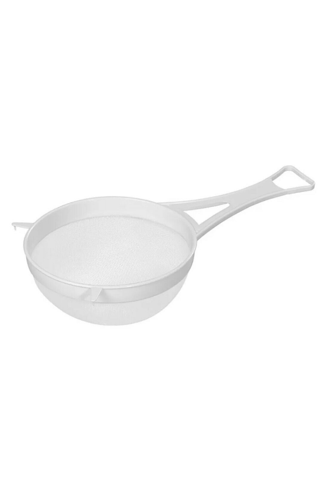 Chef AID 22CM Blanco plastiic Tamiz