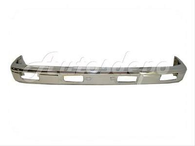 FOR Toyota 87-88 Pickup 2Wd Front Bumper Face Bar Chrome For One Piece Type