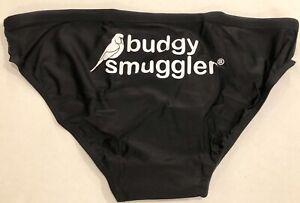 BUDGY-SMUGGLER-BLACK-039-MENS-SIZE-32-34