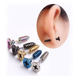 Image Is Loading 1 Pairs Men Women Stainless Steel Whole