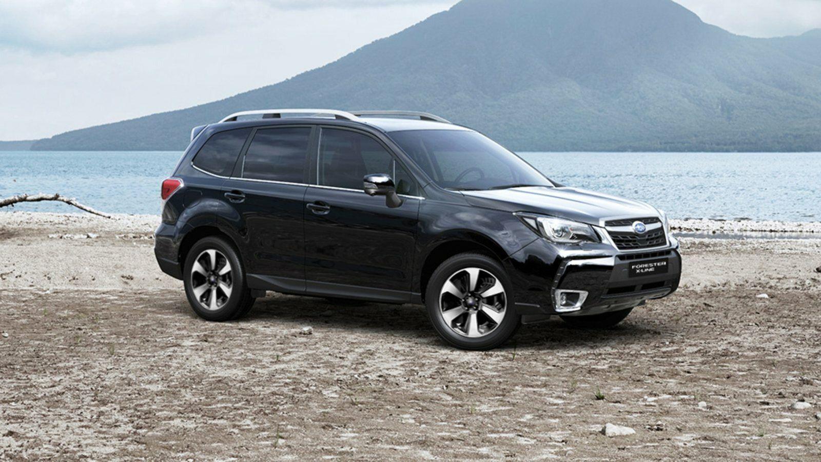 Subaru Forester 2,0 X-line XS L-tr. 5d