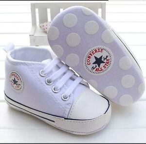 BABY-BOYS-GIRLS-WHITE-CANVAS-SHOES-CONVERSE
