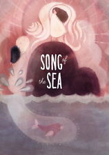 """013 Song of the Sea - 2014 Film Animated Fantasy Movie 14""""x20"""" Poster"""