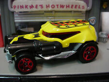 2014 ATTACK PACK Multi Design Ex SHELL SHOCK☆Yellow/Black/Red 5☆LOOSE☆Hot Wheels