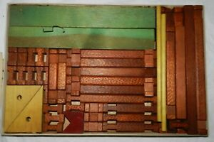 Vintage-Halsam-Rough-Hewn-Square-Lincoln-Logs-Building-Toy