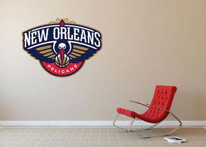 Details About New Orleans Pelicans Nba Bedroom Poster Wall Decal Art Decor Car Vinyl Sa29