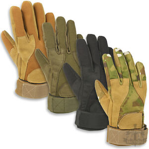 Viper Tactical Patrol Military Army Lightweight Work EDC Cadet Airsoft Gloves