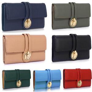 fd519d23cf81 Ladies Large Purses Women Wallet Zip Designer New Luxury Card ...