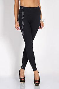 Full-Length-Black-Leggings-High-Waist-Genuine-Cotton-and-Lycra-All-Sizes-LWP