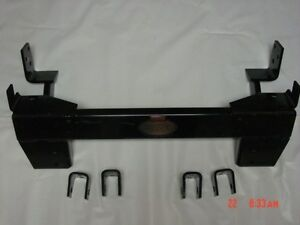 Details About New F 150 Uni Mount Western 97 03 Plow Mount Ford F250ld 62225