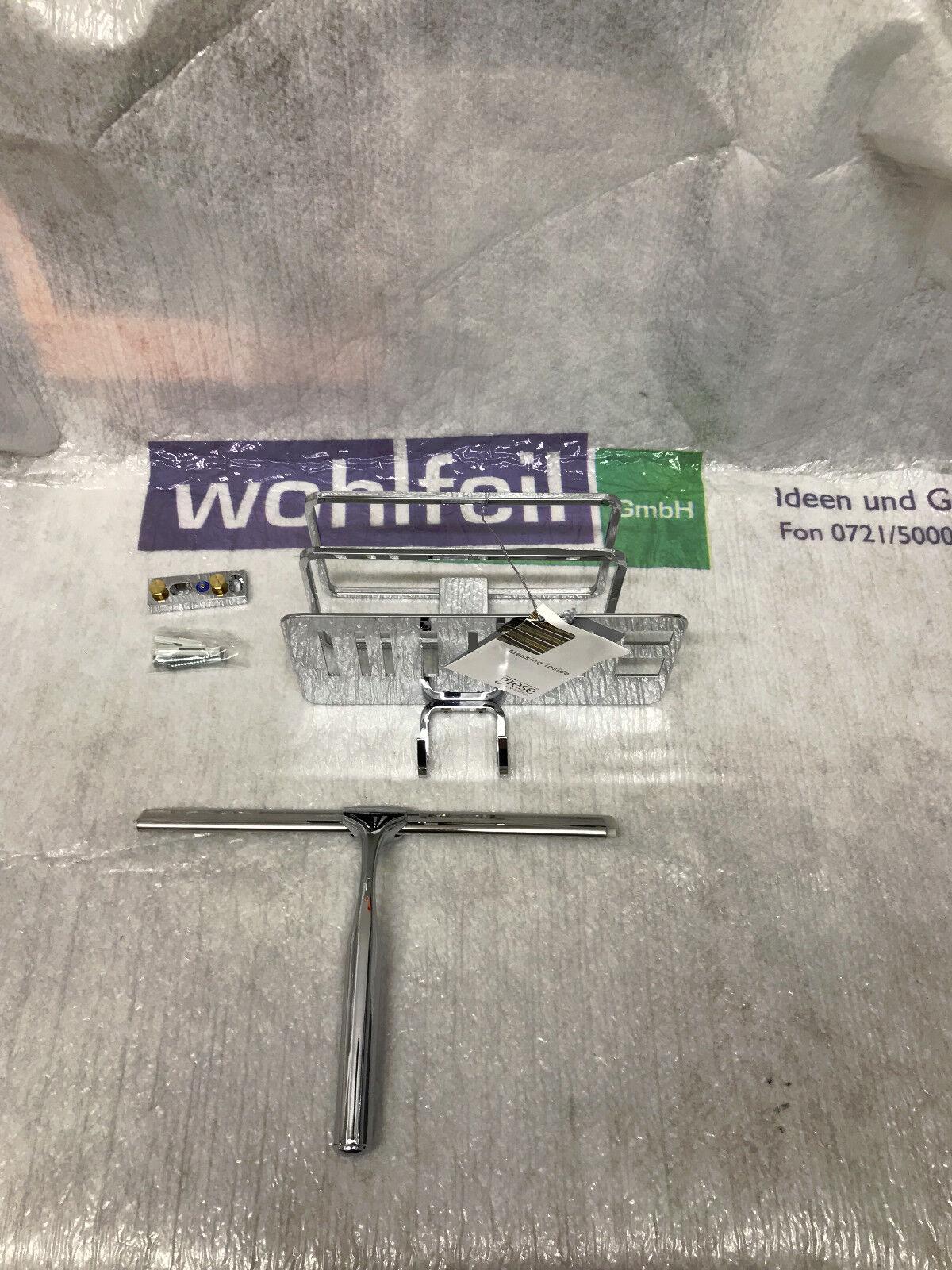 Giese Durschkorb Piano mit Wischer, chrom; chrom; chrom; Art-Nr.  30766-02 | Outlet  901525