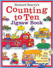 Counting to Ten: Jigsaw Book by Richard Scarry (Hardback, 2004)