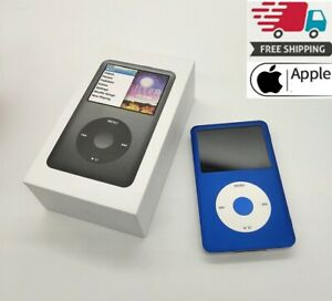 NEW Apple iPod classic 6th 7th Generation Blue (80GB/120GB/160GB/256GB/512GB/1TB