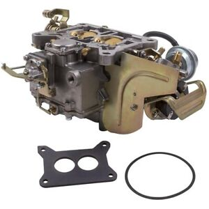 New Carburetor Two 2 Barrel Carburetor Carb 2100 2150 For Ford 289 302 351 Cu Jeep Engine with Electric Choke