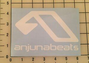 Anjunabeats-6-034-Wide-White-Vinyl-Decal-Sticker-LIVRAISON-GRATUITE