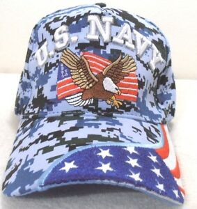 MILITARY-CAP-UNITED-STATES-NAVY-DIGITAL-BLUE-CAMOUFLAGE-HAT