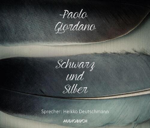 1 von 1 - Schwarz und Silber von Paolo Giordano