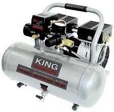 King Canada Tools KC-1620A ULTRA QUIET OIL-FREE AIR COMPRESSOR 1.6 GALLON TANKS