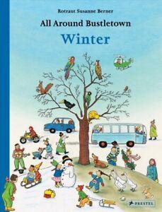 All-Around-Bustletown-Winter-Hardcover-by-Berner-Rotraut-Susanne-Brand-N