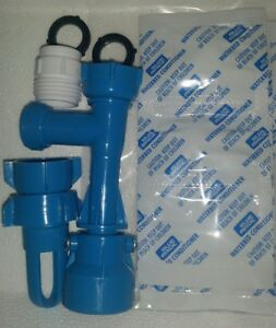 Waterbed Fill and Drain Kit