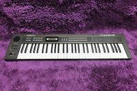 Vintage Roland α Juno-2 Alpha Synthesizer keyboard w/ Hardcase 170223