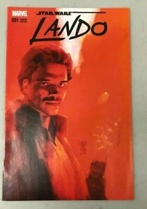STAR-WARS-LANDO-ALEX-MALEEV-EXCLUSIVE-VARIANT-Marvel-Comics-First-Printing-HOT