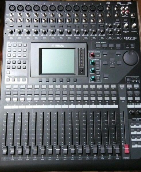 yamaha 01v96i compact digital mixer ebay. Black Bedroom Furniture Sets. Home Design Ideas