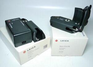 Leica-Motor-Drive-R8-R9-14313-Ladegeraet-14424-An-Verkauf-ff-shop24