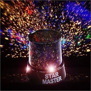star master led sternenhimmel lampe nachtlicht f r kinder dekoration l8. Black Bedroom Furniture Sets. Home Design Ideas