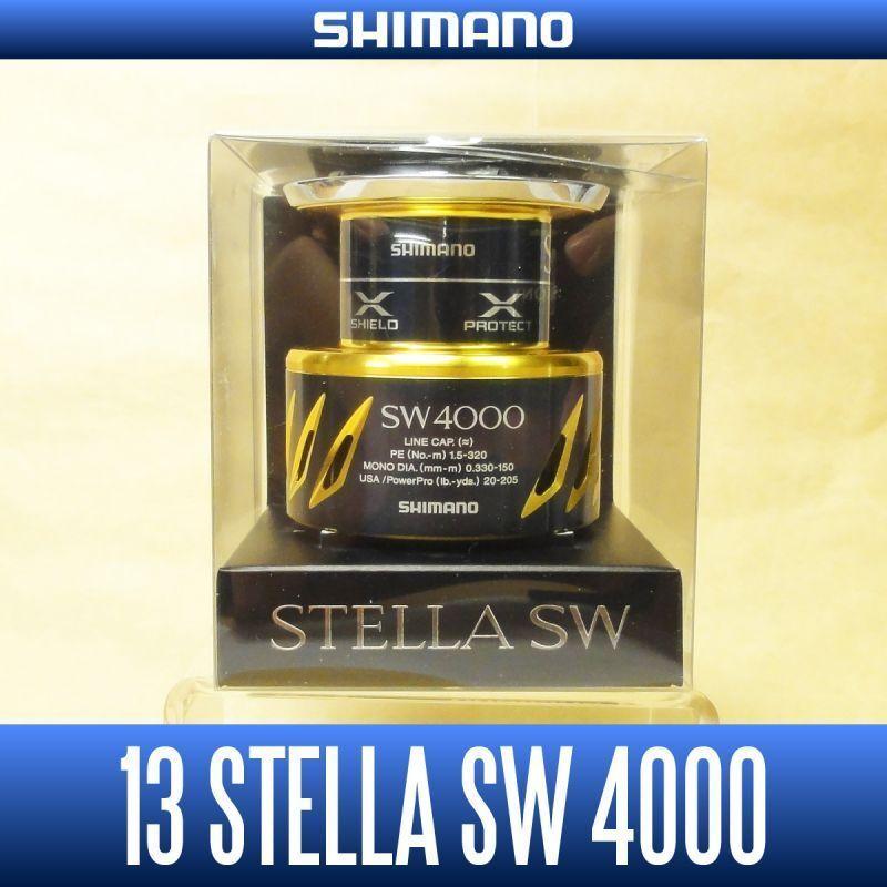 SHIMANO Genuine 13 STELLA SW 4000 Spare Spool
