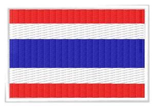 Insignes PATCH ECUSSON BRODE DRAPEAU GRECE INSIGNE THERMOCOLLANT NEUF FLAG PATCHE Militaria