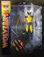 Marvel Select Wolverine (Yellow Costume) Action Figure X-Men NEW