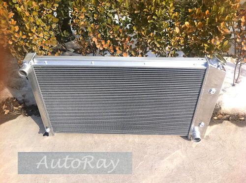 Aluminum Radiator for Pontiac Firebird Trans Am 1970-1981 76 77 78 79 3 Row Auto