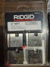 Ridgid 37850 2 Npt 12 R Pipe Threading Dies O R 11 R Oo R 111 R 30 A 31 A