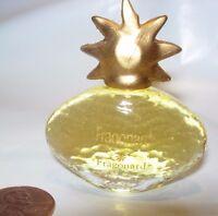 Womens Fragonard De Fragonard Perfume Edp 7 Ml Vanity Bottle White Floral Amber