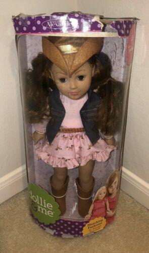 NEW Dollie /& Me Madame Alexander American Doll Choose