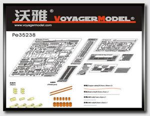 Voyager-PE35238-1-35-WWII-Panzer-III-Ausf-N-Upgrade-Set-for-Tamiya-kit-35290