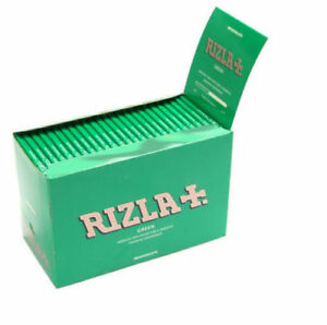 Orignal-Rizla-Green-Standard-Regular-Size-Rolling-Papers-50-Booklets