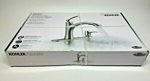 New Kohler Elliston R16399 Sd Vs Pullout Kitchen Faucet Stainless Finish 885612398994 Ebay