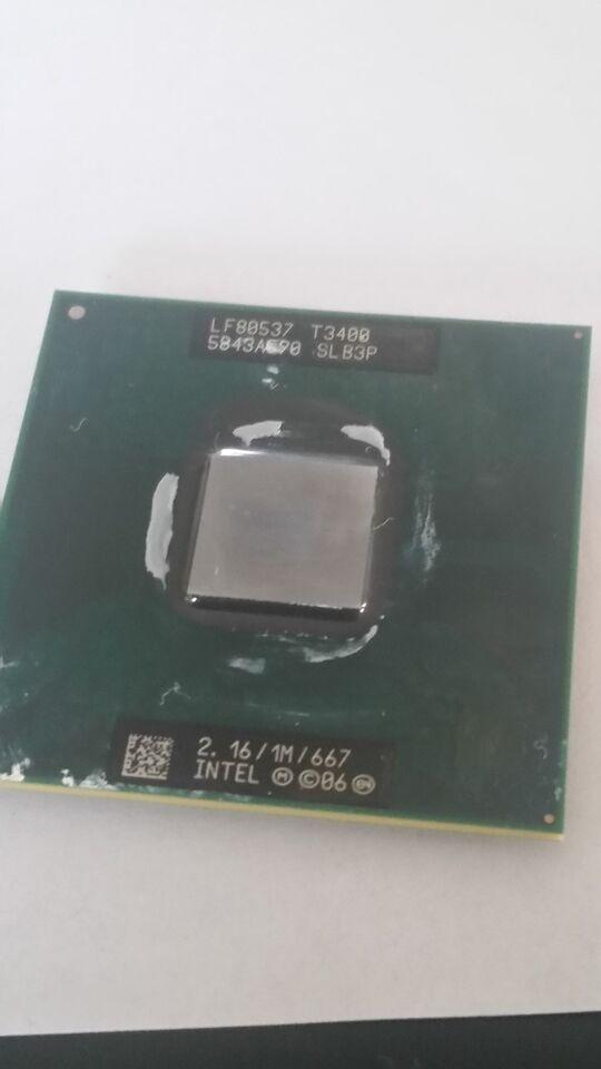 CPU, Intel, T3400