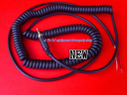 Technics Headphones Cable Cord Gold Plated plug FOR RP-DJ1200 RP-DJ1210 D3021 LV