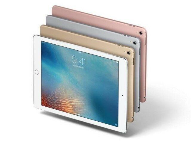 "Paypal 10.5"" Inch Apple iPad Pro 256gb 4g WiFi Tablet 2017 New Cod Agsbeagle"
