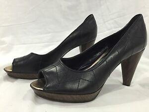 RANDY High Heel Sandalette black