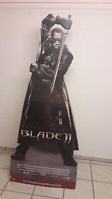 """Film-fanartikel Wesley Snipes """"blade 2"""" Buy One Give One Original Videotheken-pappaufsteller Aufsteller & Figuren"""
