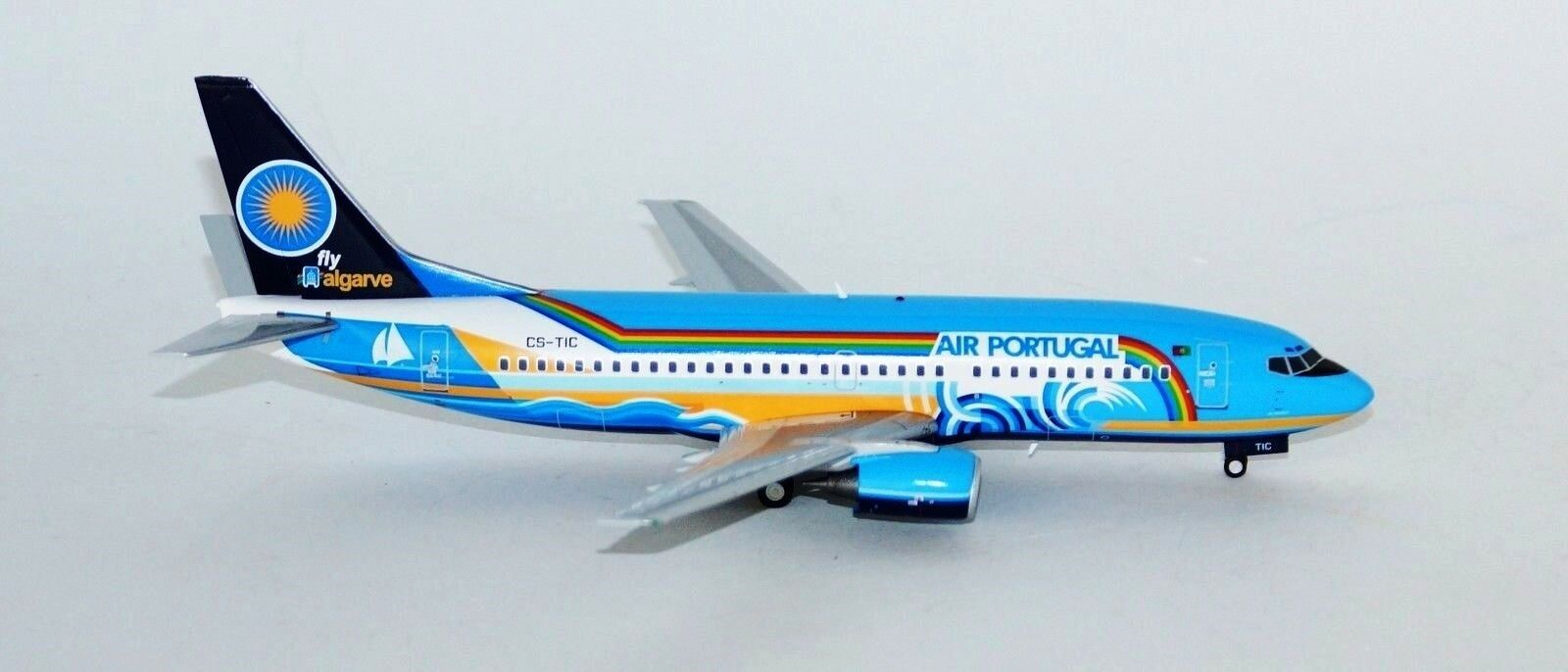 Jc Ailes Jc2457 1 200 Tap Portugal 737-300 Volant Algarve