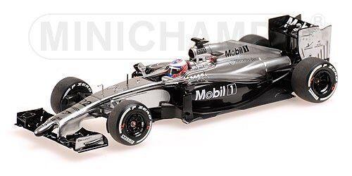 MINICHAMPS 530144322 McLaren Mercedes mp4-29 Button Australie 2014 1 43 Nouveau neuf dans sa boîte